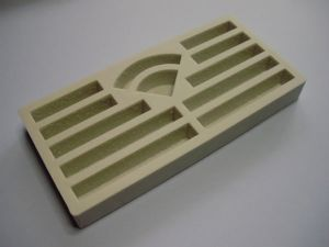 "1:16 Scale 5"" Curbstones Mould (1160037)"